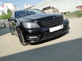 Анти хром Mercedess-Benz W221